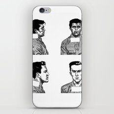 Dick and Perry iPhone & iPod Skin