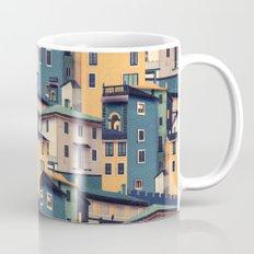 Night Castles (Pattern) Mug