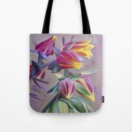 Succulent Bright Tote Bag