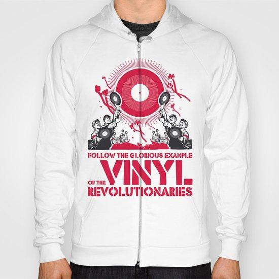 Vinyl Revolution Hoody