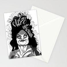 Otto e mezzo (8 ½) Stationery Cards