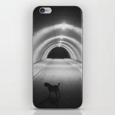 Through the Tunnel iPhone & iPod Skin