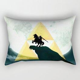 Zelda Horse Rectangular Pillow