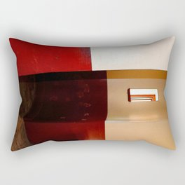 Internal Turret Rectangular Pillow