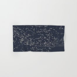 Carte du Ciel I Hand & Bath Towel