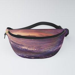 On the Horizon of the Infinite Fanny Pack