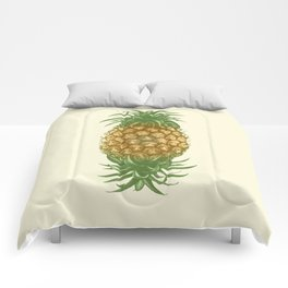 Genetically Engineered Pineapple Comforters