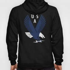 USA War Eagle Hoody