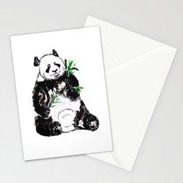 Big Panda Black and White Stationery Cards