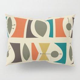 Tromen - Orange Pillow Sham