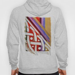 Celtic Knot with Autumn Colors Hoody