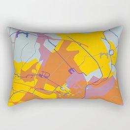 Forest Maps 3 Rectangular Pillow