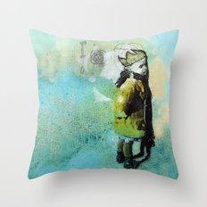 Principito Throw Pillow