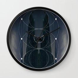 Goddess #2 Wall Clock