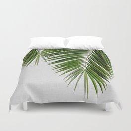 Palm Leaf II Duvet Cover