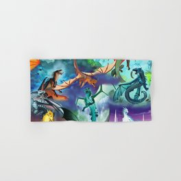 Wings of Fire - All Together Hand & Bath Towel