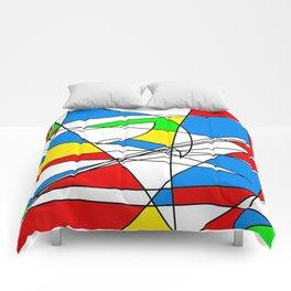 Microsoft Paint Comforters