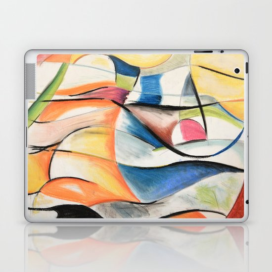 Fluent Figures Laptop & iPad Skin