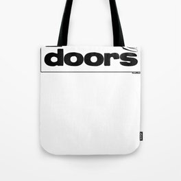 Master Key Tote Bag
