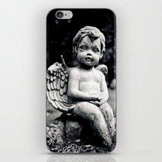 Forgotten angel iPhone & iPod Skin
