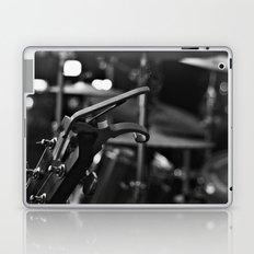 Backstage guitar Laptop & iPad Skin