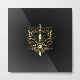 The Legend Of Zelda I Metal Print