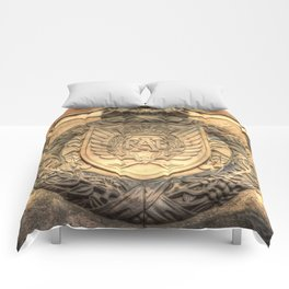 Royal Airforce Insignia Comforters