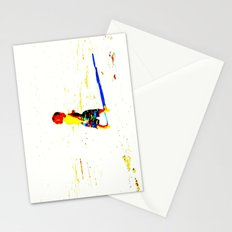 Straight Ahead to a Wonderful World! Stationery Cards