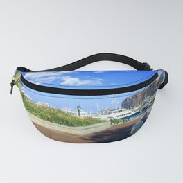 Boston Afternoon Fanny Pack