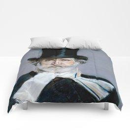 Giuseppe Verdi (1813 – 1901) by Giovanni Boldini (1842 - 1931)(2) Comforters
