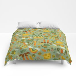 St.Patty's Party Comforters