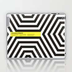 Impossible Symmetry - Cebra Laptop & iPad Skin