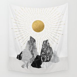 Rock Formation No.2 Wall Tapestry