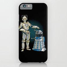 Cyber3PO and R2Dalek Slim Case iPhone 6s