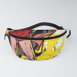 Red Worm Queen - 1 Fanny Pack