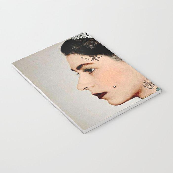 Rebel Queen Notebook