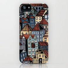 Little Town Slim Case iPhone SE