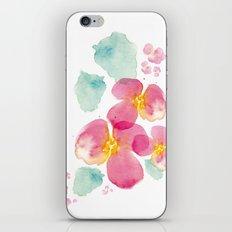Eastern bloom iPhone & iPod Skin