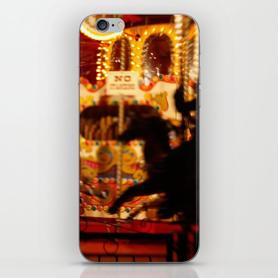 The Rides, The Rider iPhone & iPod Skin