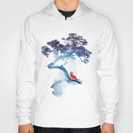 The last apple tree Hoody