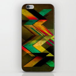 Wild Abstract iPhone Skin