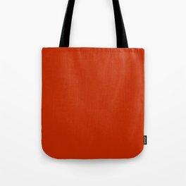 Burnt Sienna Tote Bag