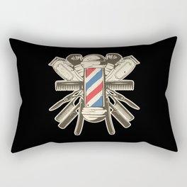 Barber Accessories | Beard Hairdresser Rectangular Pillow
