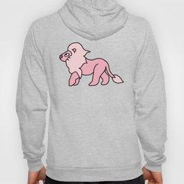 Pink Floof Hoody