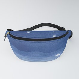 Stars from heaven Fanny Pack