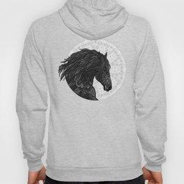 Black Horse Hoody
