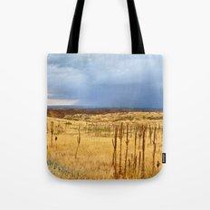 Horsetooth Hills Tote Bag