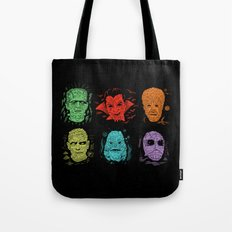 Old Grotesque Tote Bag