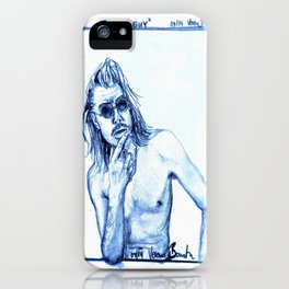 The Cool Guy iPhone Case