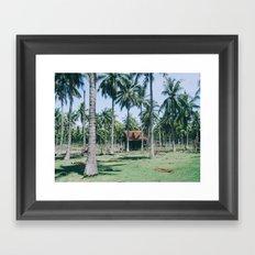 Gili Trawangan Framed Art Print